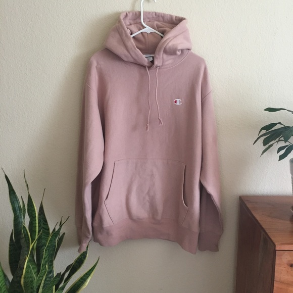 814bca5ee764 Champion Tops - Rose Champion reverse weave Hoodie